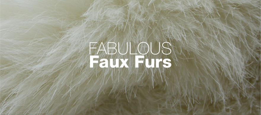 Buy Fabulous Faux Furs from Broadwick Silks